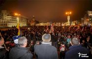 Сергей Антончик: Завтра поднимется целая Беларусь