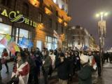 Очередная акция против интеграции с РФ прошла в Минске