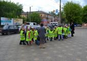 Минских школьников оденут в светящиеся жилеты