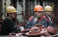 Промышленное производство Беларуси продолжает сокращаться
