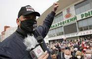 Сергей Тихановский: Я прожил эти восемь дней, как будто у меня были крылья