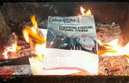 Партизаны Витебска выразили протест лукашенковской пропаганде