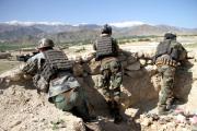 Число убитых при нападении на военную базу в Афганистане выросло до 140 человек