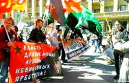 Годовщина акции на Болотной: В Москве прошел митинг оппозиции
