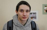 Праздничная акция солидарности: Поддержим Дмитрия Полиенко