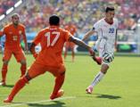 Нидерланды обыграли Чили и вышли в плей-офф