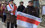 В Витебске боялись митинга в зале суда