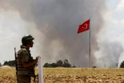 Турецкие военные убили боевика ИГ на границе с Сирией