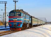 БЖД вводит скорый поезд Гомель-Минск