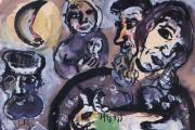 Украденные картины Шагала и Риверы найдены в США