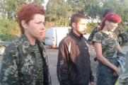 В Украине задержана снайперша из Беларуси (Фото, видео)