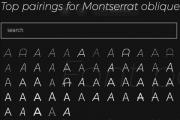 Создан искусственный интеллект для «игры со шрифтами»