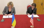 Украина и США подписали протокол об оборонном сотрудничестве