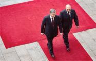Лукашенко испугался вопросов украинских журналистов