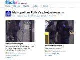 Лондонская полиция выложила на Flickr фото участников беспорядков