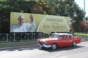 Папа Франциск встретился на Кубе с Фиделем Кастро