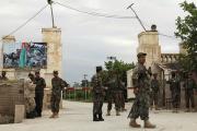 В результате атаки талибов на военную базу в Афганистане убиты свыше 50 человек