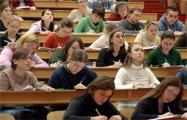 Ежегодно учиться за рубеж уезжает вдвое больше студентов, чем приезжает в Беларусь