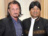 Боливия попросила Шона Пенна стать послом коки в ООН