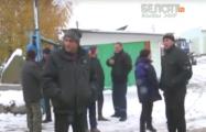 В белорусских агрогородках начались бунты