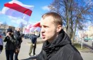 Дашкевич: Бело-красно-белый флаг – символ нашей победы, которую мы очень скоро увидим