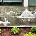 Как граффити, только наоборот