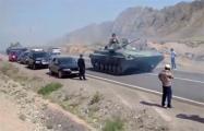 Что происходит на киргизско-таджикской границе?
