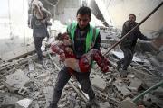 ЮНИСЕФ сообщил о гибели более 650 детей в Сирии в прошлом году
