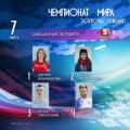 Белорусы 13-е в смешанной эстафете на Чемпионате мира по биатлону