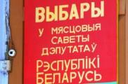 Представители белорусской оппозиции вошли в состав только двух областных избиркомов