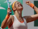 Азаренко вышла в полуфинал Roland Garros