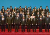 Лукашенко принял участие в открытие пекинского форума «Один пояс и один путь»