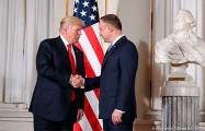 Анджей Дуда и Дональд Трамп обсудили «Северный поток-2»