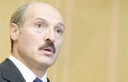 Новогоднее поздравление Лукашенко все еще не записано