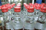 В Беларуси выросли продажи водки