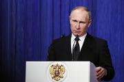Путин ограничил возможность снимать и вести трансляцию с заседаний суда