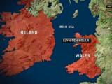 У берегов Великобритании затонуло судно с российским экипажем