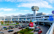 В Минском аэропорту четыре часа не было света