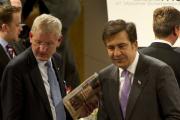 Поддержавшего Саакашвили главу МИД Швеции обвинили в коррупции