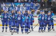 Минское «Динамо» уверенно победило «Медвешчак»