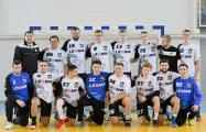 Белорусский гандбольный клуб отказался выходить на матч в знак протеста
