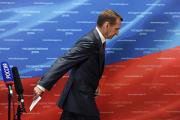 Швейцария отменила визит Нарышкина