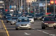 Белорусские водители с 1 января будут получать новые «письма счастья»