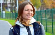 Домрачева: У моей дочери есть все задатки, чтобы стать спортсменкой