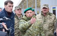 Премьер-министр Украины посетил Донбасс