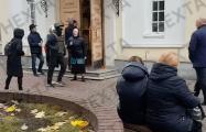 Прихожане Петропавловского собора изгнали бандита Карпенкова
