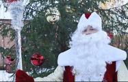 Главный Дед Мороз Гродненщины поселился на Августовском канале
