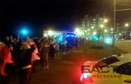 Игуменский тракт идет шествием по Минску