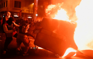 В Испании вспыхнули протесты в поддержку рэпера