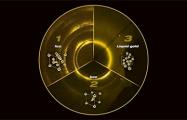 Ученые обнаружили новую структуру золота